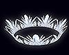 SnowQueen Ice Crown Low