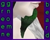 Gnome goatee green