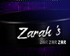 Zarah's Custom
