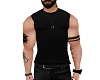 Blk Sleeveless