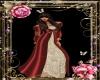 renaissance  rose  gown