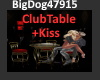 [BD]ClubTable+Kiss