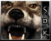 #SDK# Wolf Sticker