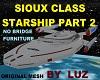 SIOUX CLASS STARSHIP