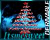 Derv Feliza Navidad Sign