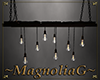 ~MG~ Rustic HangingBulbs
