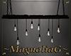 ~MG~ Rustic HangingBulbs