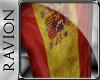 R: Spanish Wall Flag