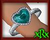 Diamond Heart Bracelet T