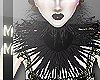 m> Genevieve Choker Fur