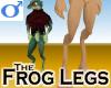 Frog Legs -Mens