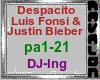 Trigger Song Despacito - Luis Fonsi & Justin Bieber