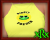 Ribbit For Her Top Yello