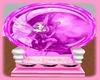 {D}Pink fairy throne