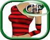 HFD Stripey Red
