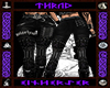 Leather Motorhead Pants