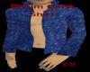 *KR-M Open denim Shirt