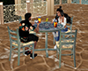 GL-Gold Villa Table