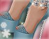 HolidayDiamond Heel Blue