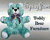 TeddyBear Blue