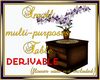 Small table derivable