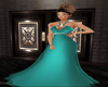 Teal Gown RRL