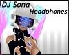 DJ Sona Headphones