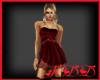 KyD Red Fairyland Dress