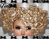 Hasina Dirty Blonde Updo