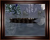 Winters Night Cudle Boat