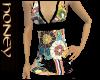 H*J mini dress