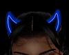 FG~ Blue Neon Horns