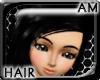 [AM] Lisa Black Hair