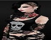 Gangster Thugs Tattoo Ripped Skulls