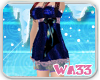 WA33 Blue and purple fit