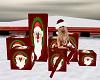 Santa Group Poses