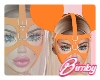 Mousey Babe Orange