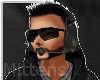 SWAT Black Headset