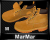 [M] Timberland's W/Socks