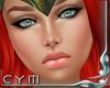 Cym Me-ra Head
