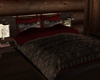 LKC Log Cuddle Bed