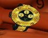 Carbon & Gold Rolex