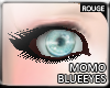 |2' momo's Blue eyes