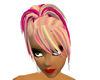 (O) Pink-N-Blonde Bangs