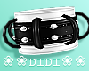 !D! Ankle Cuff Right W