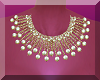 *A*Gold Pearls Necklace
