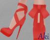 #A V Babe Heels #RD