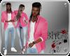 [BIR]Open Blazer*pink*