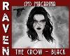 Macarina THE CROW  BLACK