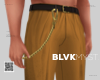 B.stooth pants orange